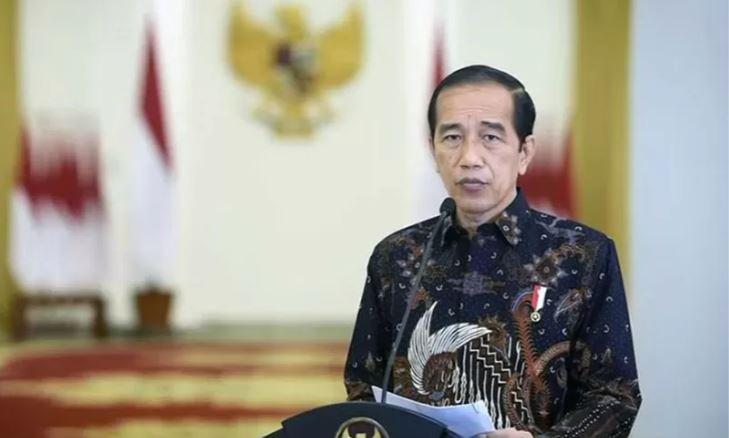 Presiden Jokowi Putuskan PPKM Level 4 Diperpanjang Sampai 9 Agustus