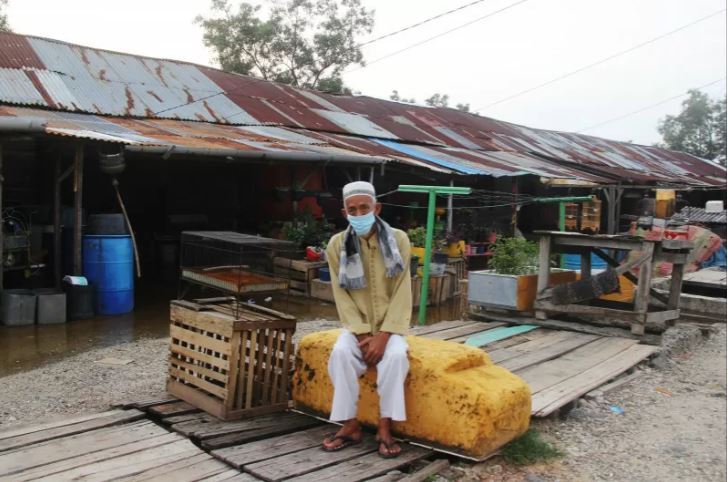 Jumlah Penduduk Miskin di Riau Mencapai 500.810 Orang