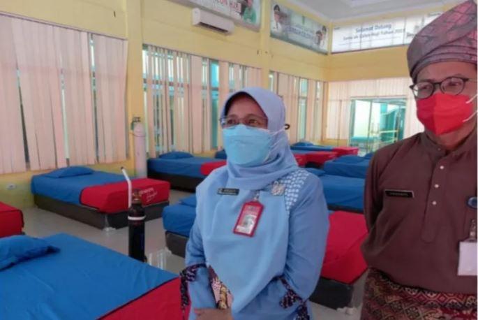 Kasus Positif Covid di Riau Turun Drastis dari 1.000-an Menjadi 260 Per Hari
