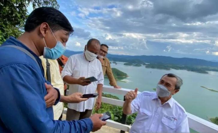 Wisata Puncak Kompe Kampar, Raja Ampat-nya Riau