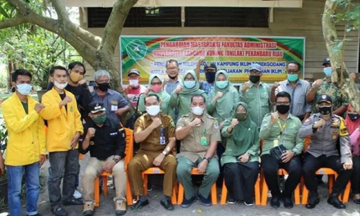 DLHK Gencarkan Program Kampung Iklim di Riau