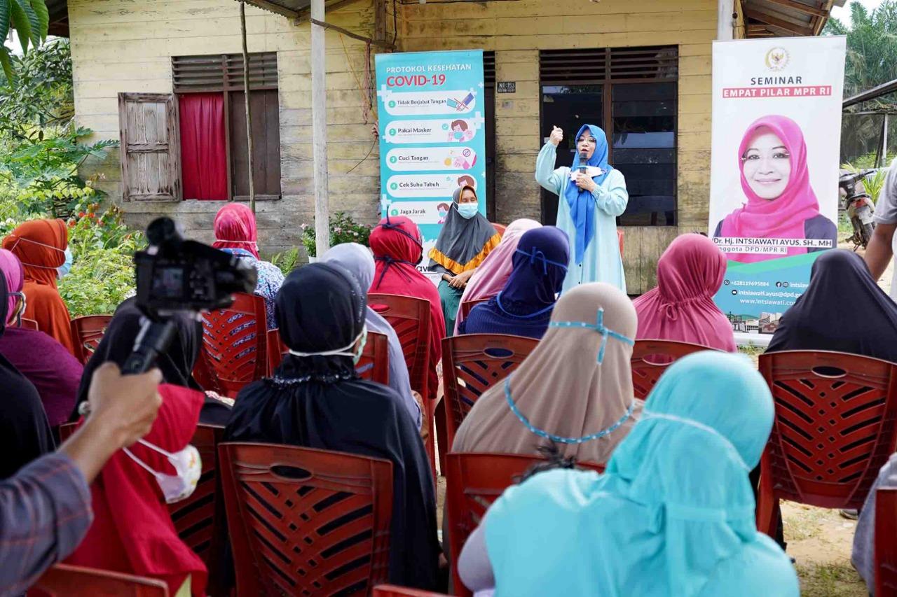 Seminar 4 Pilar Menggelorakan Semangat Persatuan