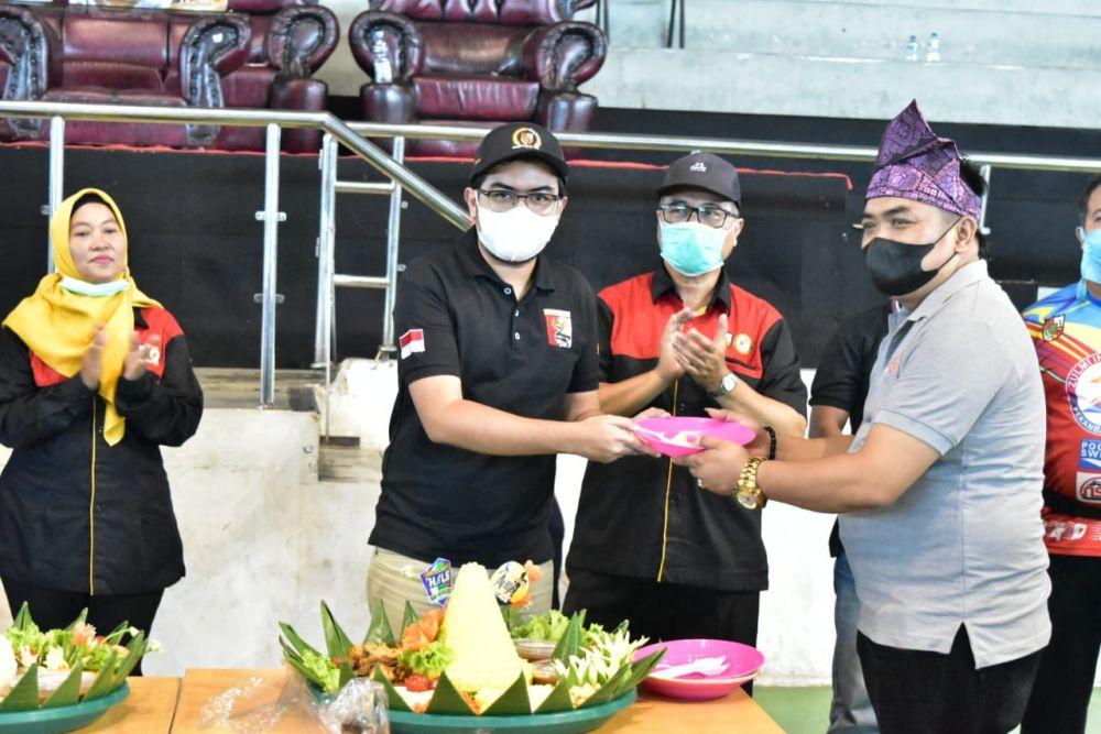 Salam Olahraga! Asep Ruhiat Nahkodai Pengurus Hangtuah Inline Skate Pekanbaru